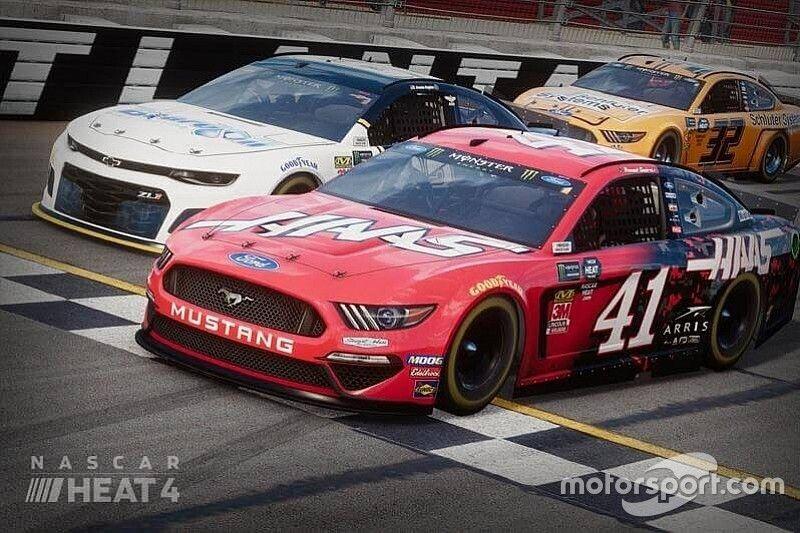 NASCAR Heat 4 'estreia' na geração de consoles e traz diversão diferente dos games de corrida