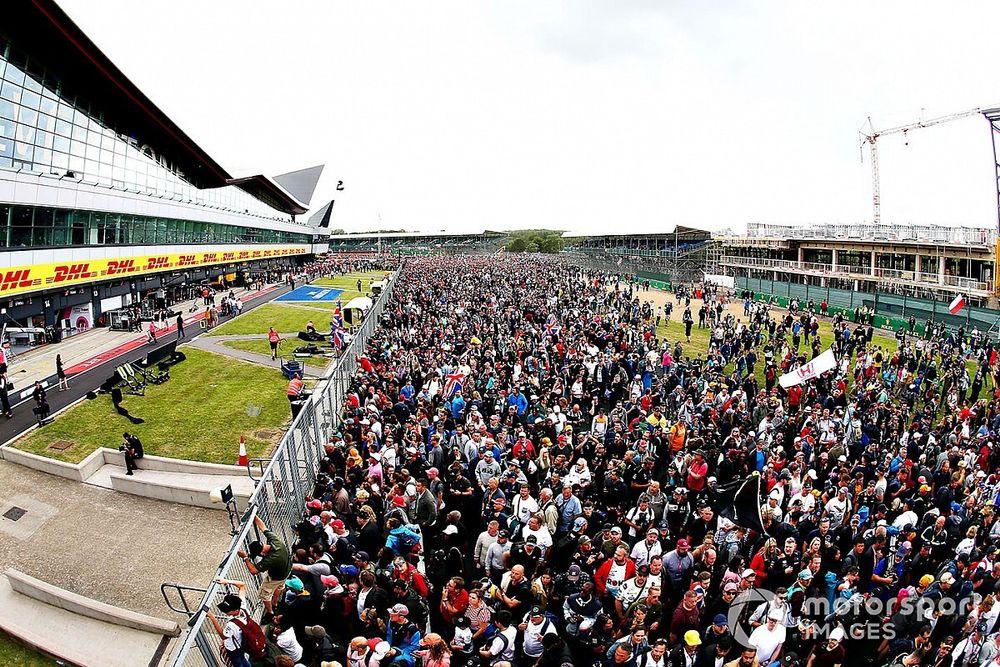 Policía advierte a los fans que no vayan a Silverstone