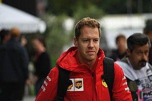 Vettel dá resposta hilária ao ser perguntado sobre previsão para corrida
