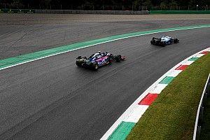 Live: Follow Italian GP practice as it happens