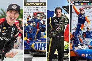Qui sera Champion IndyCar à Laguna Seca?