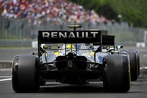 Renault stapt over op Spec C-motor, gridstraf voor beide rijders