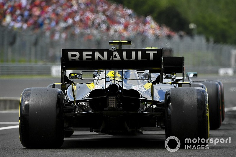Hulkenberg, Renault'un 'durumundan' hoşnut değil