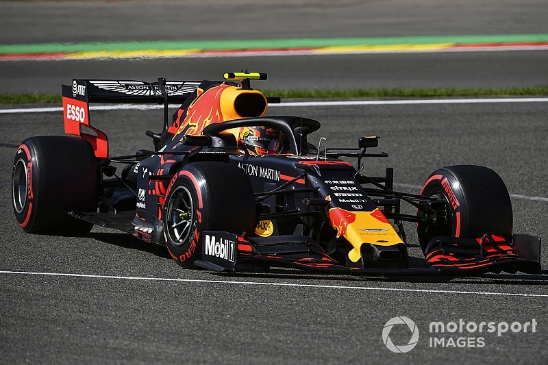 "Albon had to ""rewire brain"" to drive Red Bull car"