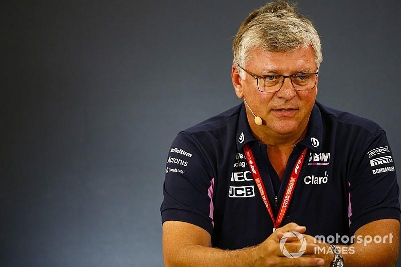 A Racing Pointot máig is meglepi, hogy nem vitték el előlük Perezt