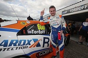 Thruxton BTCC: Tordoff edges Plato by 0.014s to take pole