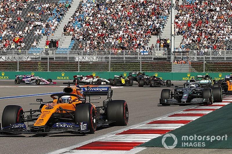 Bottas victime de McLaren mais bourreau de Ferrari