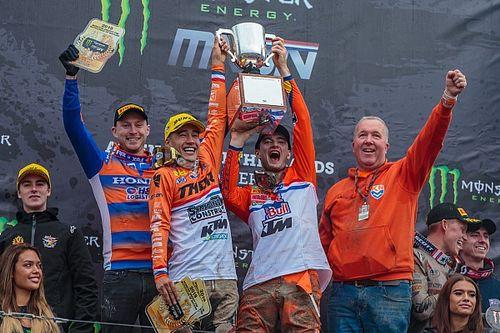 Holanda reina en el Motocross of Nations; un gran Prado acaba 4º