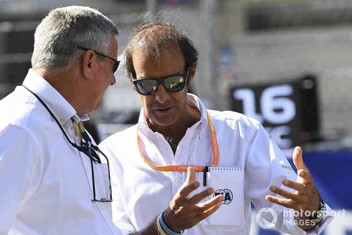 Avustralya GP'sinde pilot hakem Emaneuele Pirro olacak