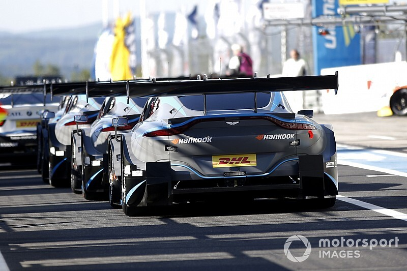 Clamoroso: R-Motorsport ritira le Aston Martin dal DTM!