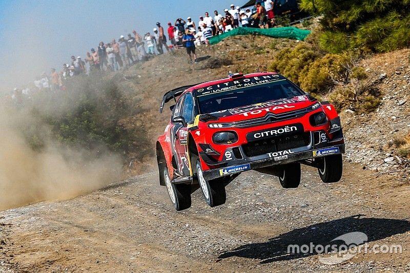 Ожье выиграл Ралли Турция и вышел на второе место в общем зачете WRC
