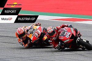 Motorsport Report MotoGP: la Ducati naviga meglio nella tempesta?