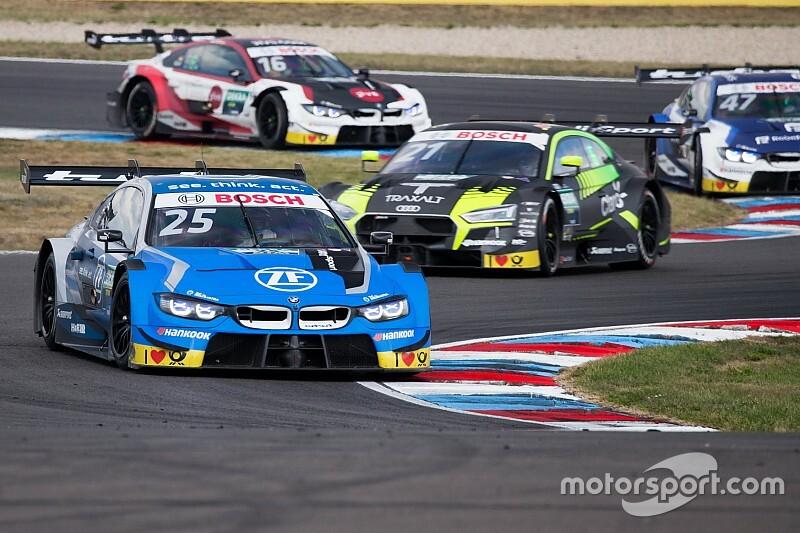 DTM показал новый календарь: гонка в Питере перенесена