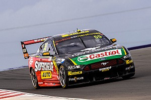 The Bend Supercars: Mostert shades McLaughlin in final practice