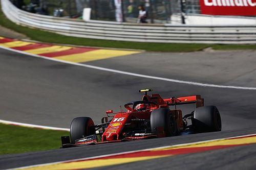 LIVE F1 - Suivez le GP de Belgique en direct