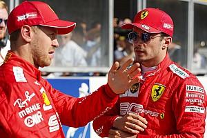 Massa nem biztos abban, hogy a Ferrari hosszabbítani fog Vettellel