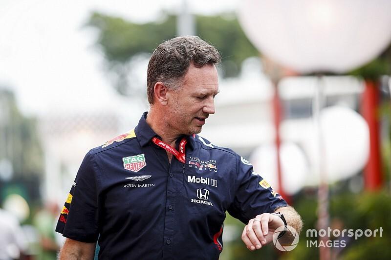 A Red Bull utolsó pár futama a lendületvételről szól
