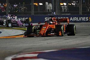 LIVE F1, GP di Singapore: Gara