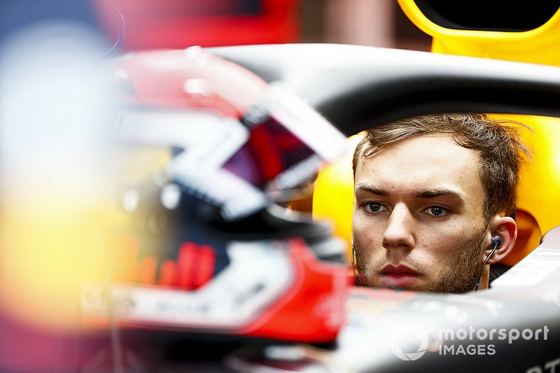"""Gasly form starting to """"hurt"""" Red Bull, says Horner"""