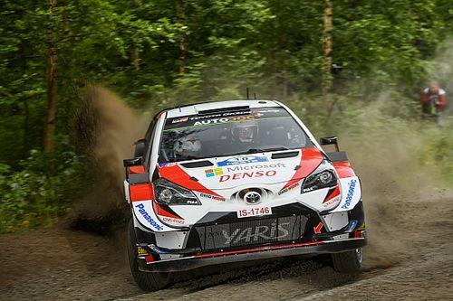 WRC, Rally Finlandia: Latvala comanda alla fine della prima tappa