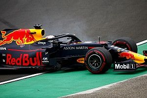 Verstappen: Spins down to set-up experiments