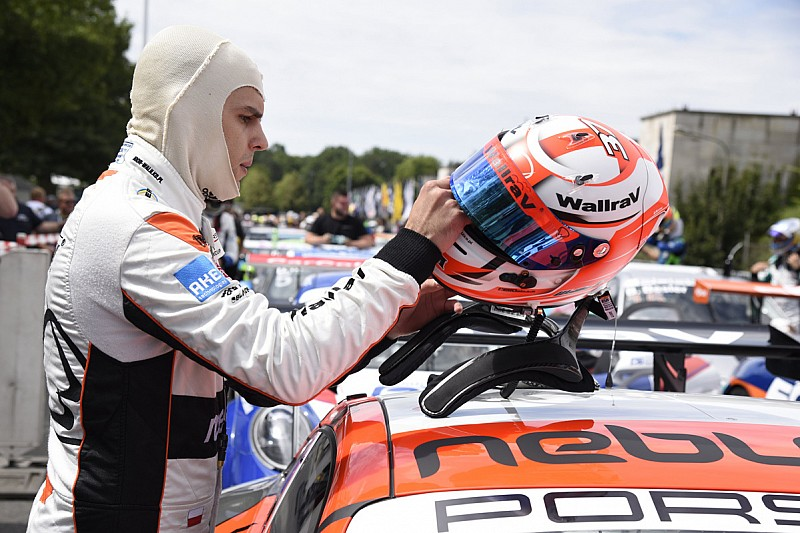 Waliłko w Porsche Supercup