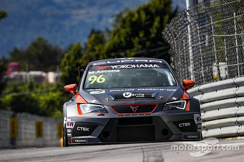 Portugal WTCR: Azcona wins after Ma's joker lap error