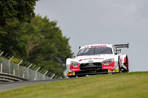 DTM Brands Hatch: Audi claimt volledige top-8, Rast op pole