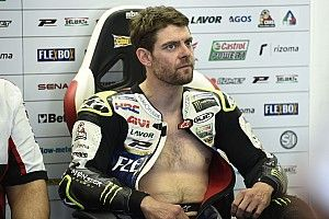 Crutchlow: Physical pain could sway retirement call