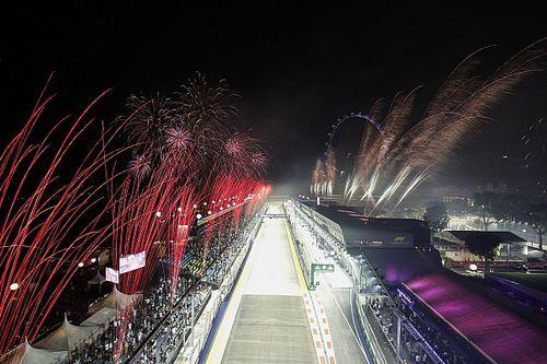 新加坡大奖赛连续两年取消,F1寻找调整方案