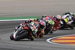 "Espargaro's Aragon result not ""reality"" for Aprilia"