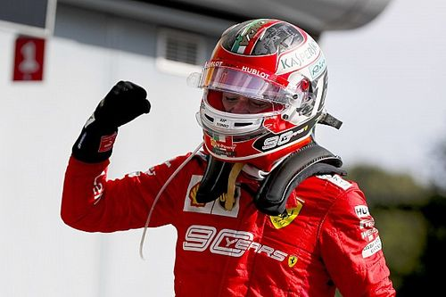 """Iedereen gunt Leclerc dit succes"", aldus Van Amersfoort"