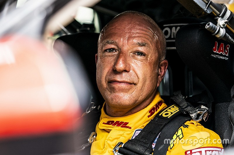 Rallycrossowy debiut Toma Coronela