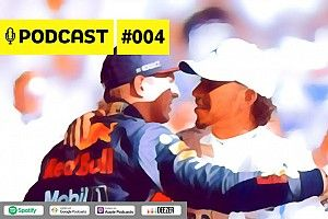 Podcast #004 - Hamilton x Verstappen é a nova rivalidade da F1?
