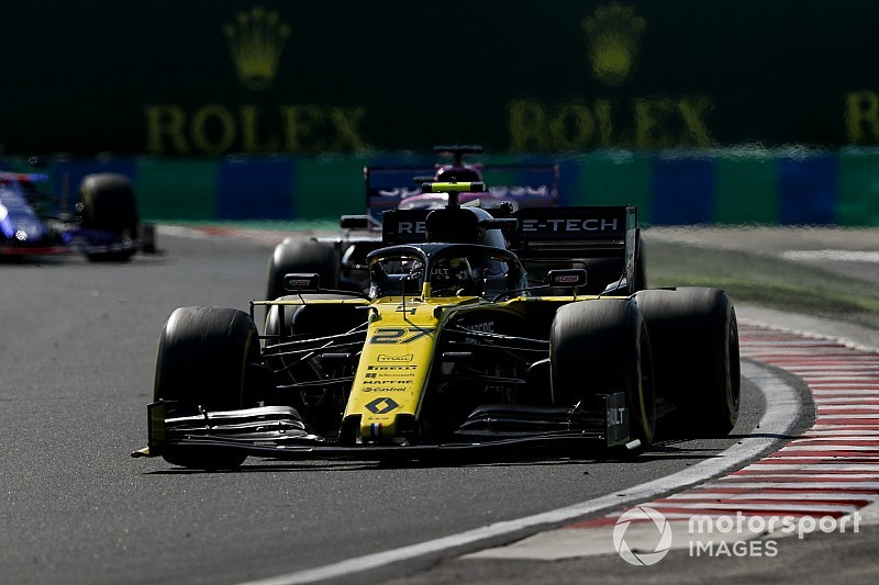 "Hulkenberg's Hungarian GP compromised by engine ""safe mode"""