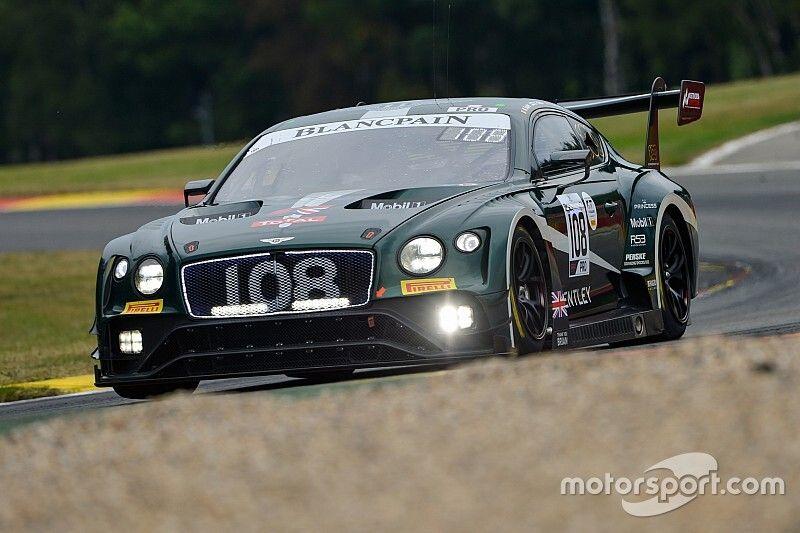 Bentley continua con M-Sport schierando Jarvis, Buncombe e Morris
