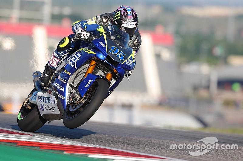 MotoAmerica star Beach joins Laguna Seca WSBK field