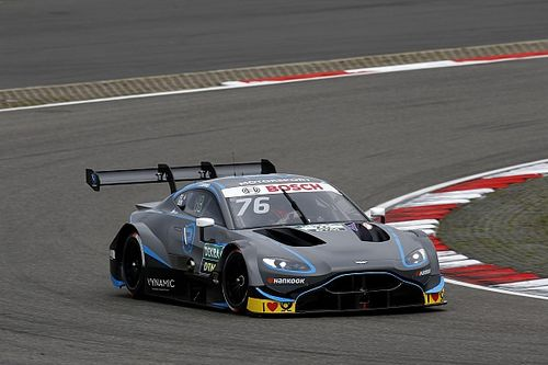 "Aston has ""lots of reasons"" to consider top Super GT entry"