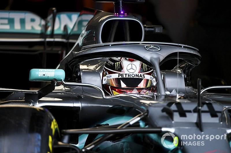 """Hamilton et son rival """"imaginaire"""" en tête du championnat"""