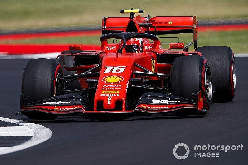 Leclerc encabeza la última práctica, con Vettel y Hamilton muy cerca