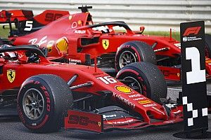 "Ferrari's top speed advantage like a ""jet mode"" - Hamilton"