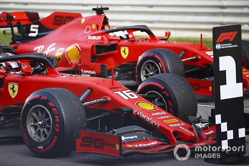 "Ferrari's top speed advantage like a ""jet mode"" - Hamilton"