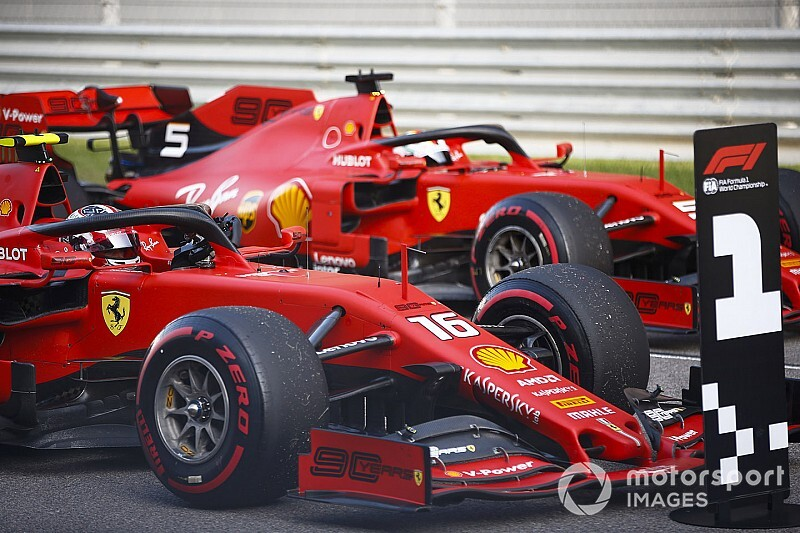"""Villeneuve: """"Vettel'in 2020'de Leclerc'e karşı hiç şansı yok"""""""