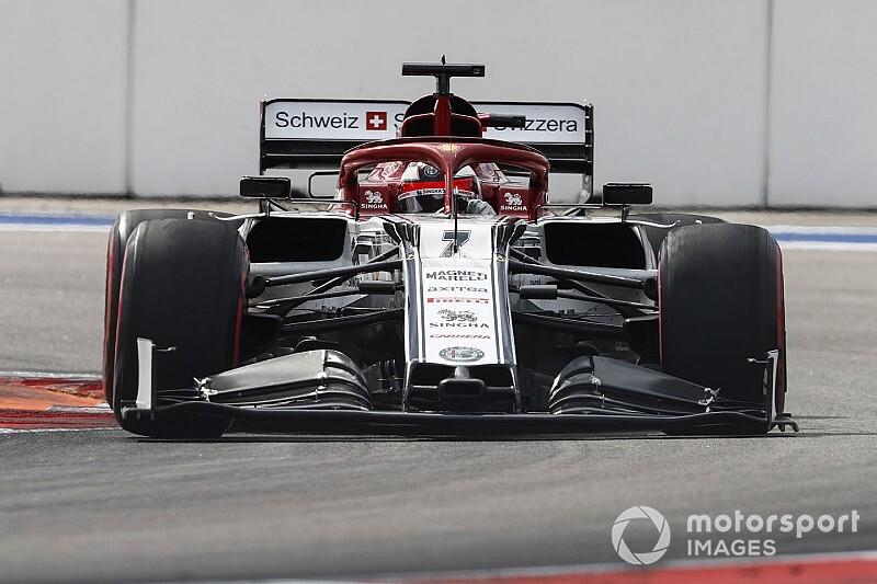 155 millió dollárt költhet Räikkönen csapata a Forma-1-ben