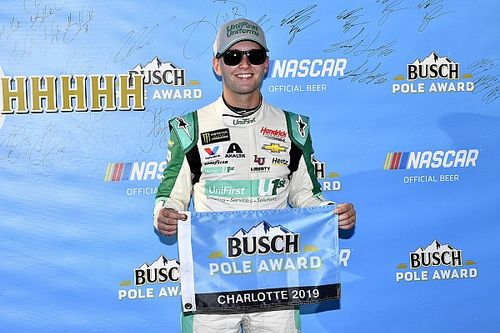 Led by William Byron, Hendrick sweeps Charlotte Roval front row