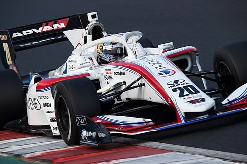 Okayama Super Formula: Hirakawa on pole, title rivals struggle