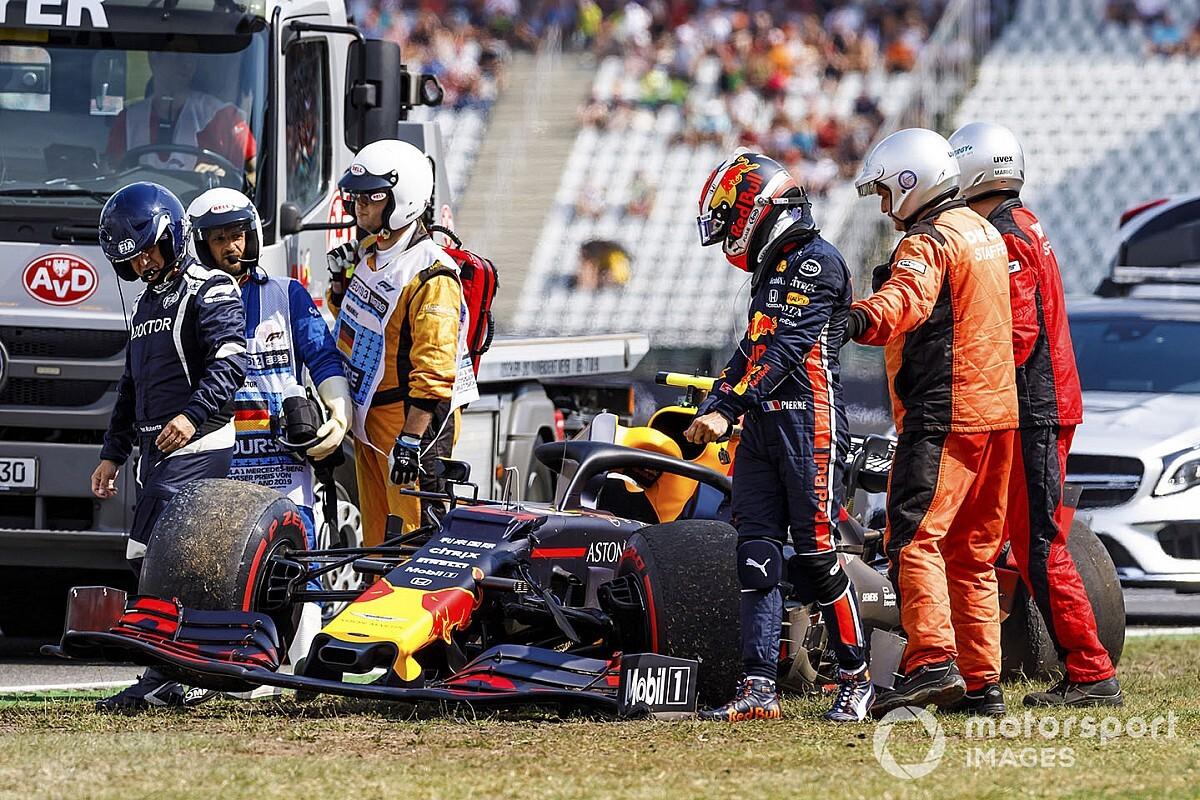 La pression pèse sur Gasly mais Red Bull ne changera rien en 2019