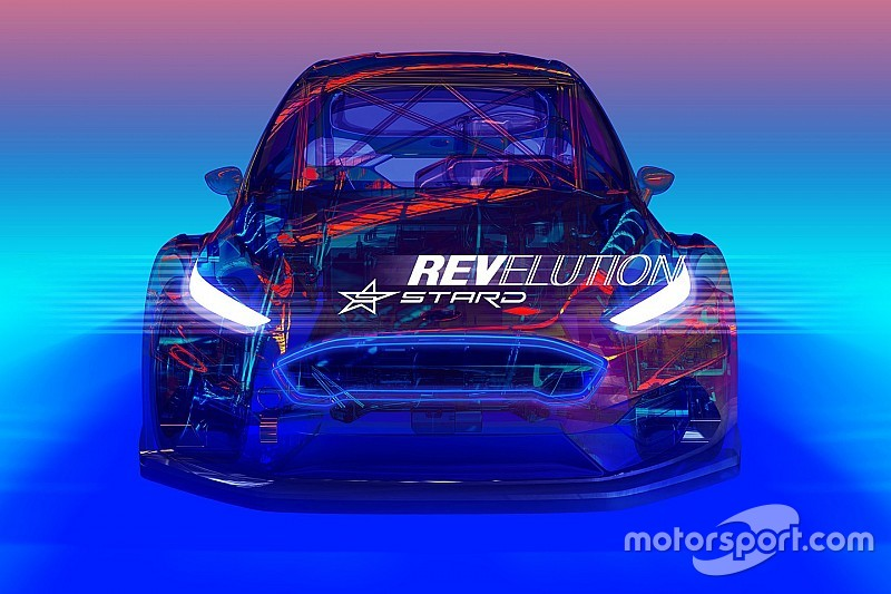 World RX's electric Projekt E series to begin testing in July