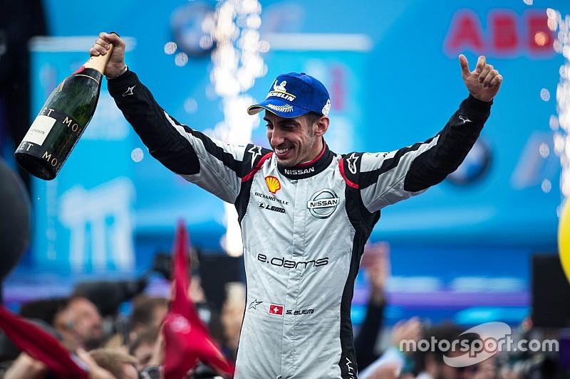 Буэми загрустил из-за двух лет без побед в Формуле E
