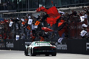 Nurburgring 24h: Audi wins after late penalty for Porsche